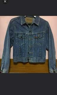Denim Jacket (Maong Jacket)