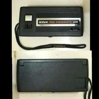 Kodak Tele - Instamatic 608
