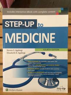 Step Up To Medicine (4th Ed)