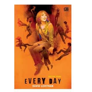 Ebook Setiap Hari (Every Day) - David Levithan