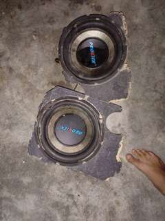 Subwoofer 500watt (prokick)