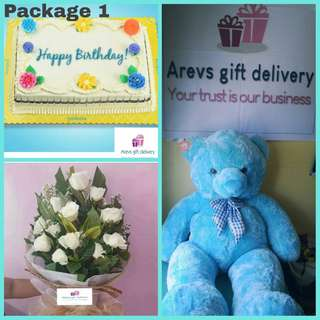 Gifts delivery you can send a bunch of happiness anywhere you are