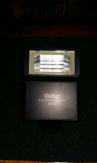 Vivitar electronic flash 1900