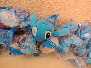 Stitch Stuff Toy Charm Chain