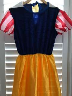 Snow White Halloween Costume