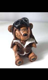 BN Limited Edition MCM Aviator Bear Charm