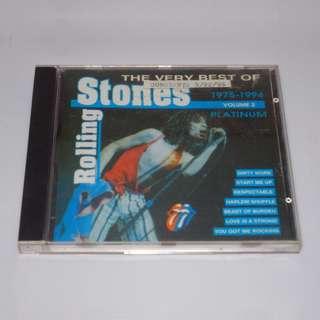 Rolling Stones 1975-1994 album