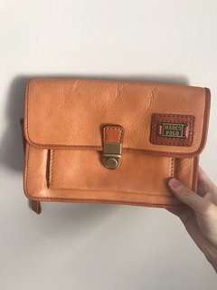 Vintage Leather Bag Marco Polo