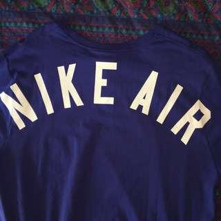 Nike air long sleeve shirt
