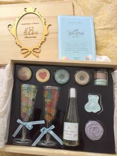 Nicolas and Bears Soap Set from HONGKONG