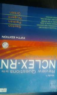 Mosby's NCLEX RN Review 5th Ed by Lexton/Pelikan/Nugent/Green