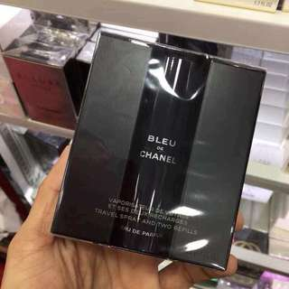 Chanel BLEU EDP 男士香精