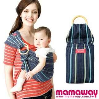 Mamaway背巾 (海洋那拉)