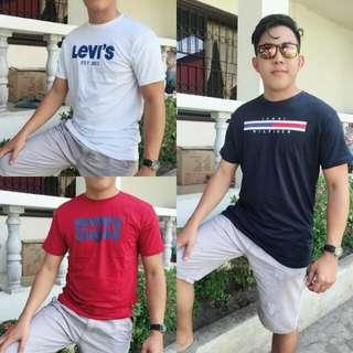 028 Mens Overruns T-Shirt LARGE size