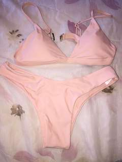 size s zaful bathing suit