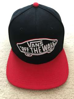 Vans Off the Wall Cap