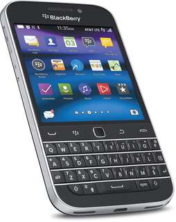 Blackberry Classic Black (Q20)