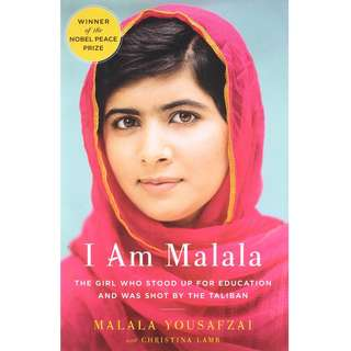 I Am Malala: The Girl Who Stood Up for Education and Was Shot by the Taliban by Malala Yousafzai, Christina Lamb - EBOOK