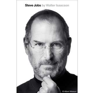 Steve Jobs by Walter Isaacson - EBOOK