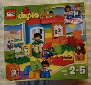 Lego Duplo 10833