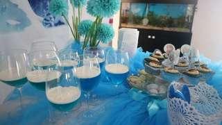 Frozen birthday party set