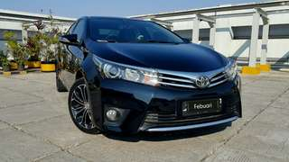 Toyota All New Altis V / 1.8 T / 2014 / TDP 19.9 jt