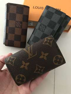 Clearance LV Key Pouch