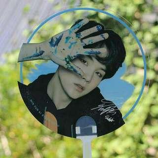 BTS Hand Fan