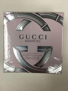 Gucci Bamboo 75ml eau de parfum BNIB