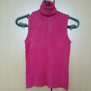 Brand New Turtle Neck Knit Top (XS/S)