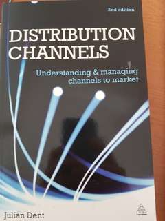 2 books: Green Logistics & Distribution Channels