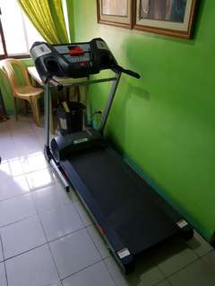 Life Gear Motorized Treadmill