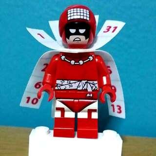 Lego Calendar Man