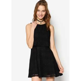 Australia Lace Fit and Flare dress