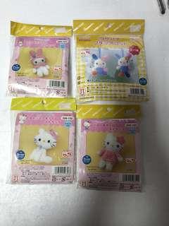 Hamanaka Hello Kitty 手鉤公仔材料包