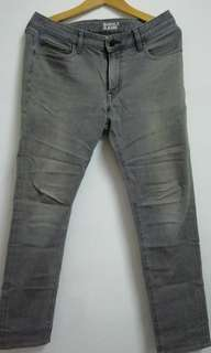 📣(further reduction) Uniqlo Jeans (slim fit)