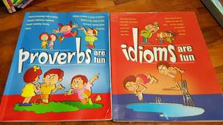 Proverbs and Idioms