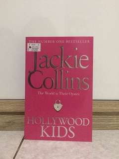 "Novel ""Hollywood Kids"" oleh Jackie Collins"