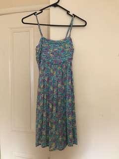 Cute Summer floral dress