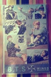 BTS || Notebook