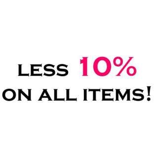 LESS 10%