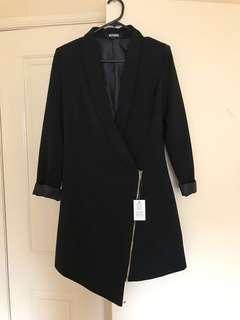 Brand new ! Black Misguided blazer dress