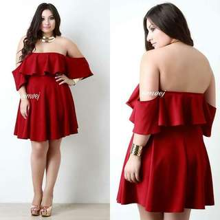 Plus size dress 💰400    Best seller 👗 Sandy dress  🌻Fabric : Crepe  🌸 Nice quality 🎀 freesize fit L-XXL *sj