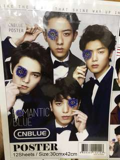 CNBLUE posters