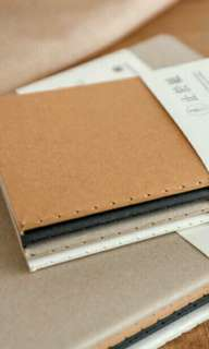 4in1 LARGE BLANK NOTEBOOKS