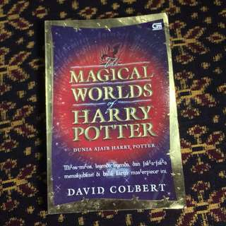 Novel The Magical World of Harry Potter (Dunia Ajaib Harry Potter) oleh David Colbert