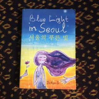 Novel Blue Light in Seoul oleh Niken S