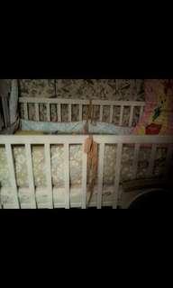 Pre Loved Crib