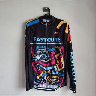 Fast Cute Cycling Jersey