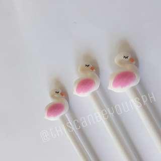 White Swan Pens